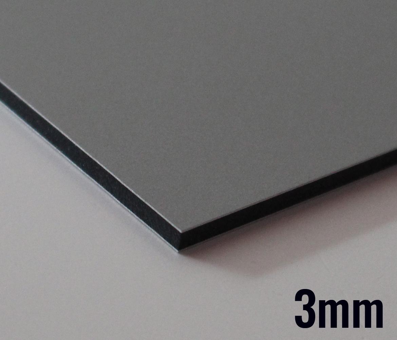 p yta dibond etalbond srebrny mat szczotk 3mm zam w online. Black Bedroom Furniture Sets. Home Design Ideas