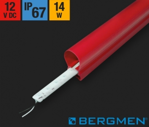 Otoka LED BERGMEN Light-Edge Red 2m
