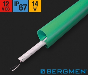 Otoka LED BERGMEN Light-Edge Emerald 2m
